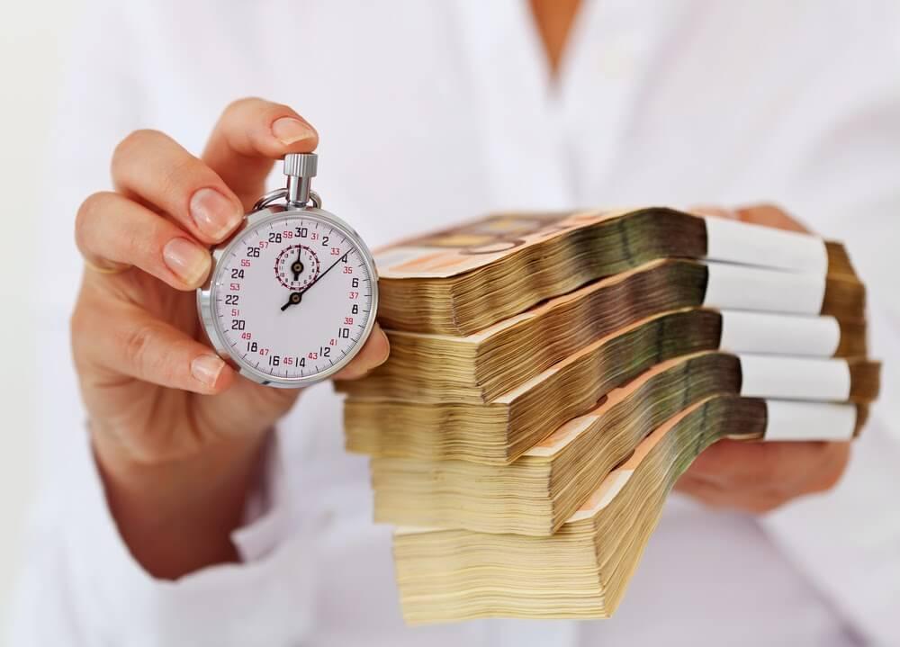 Что делать, если просрочка по кредиту от недели до месяца
