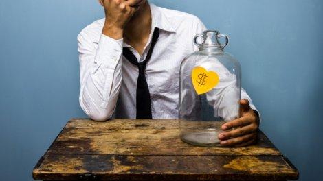 Как можно физическому лицу объявить себя банкротом
