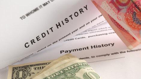 кредит с плохой историей закрытыми кредитами